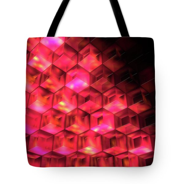 In The Halls Of Hades Tote Bag
