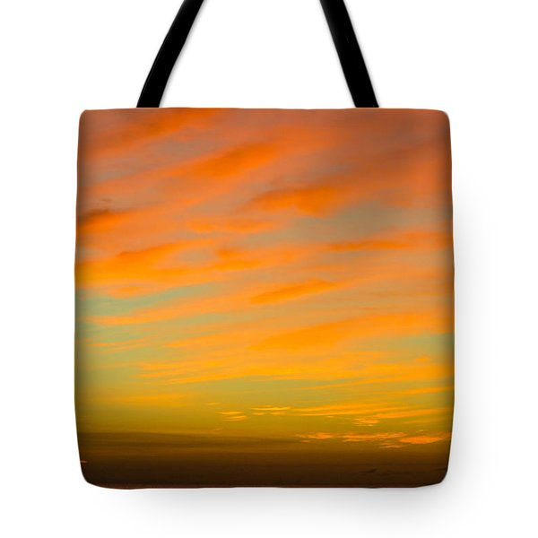 In The Heat Of The Night Tote Bag by Rene Triay Photography