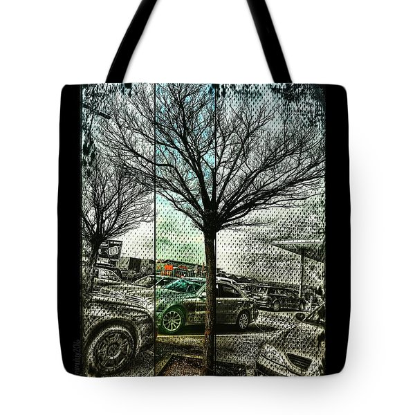 Tote Bag featuring the photograph In The Here And There by Mimulux patricia no No