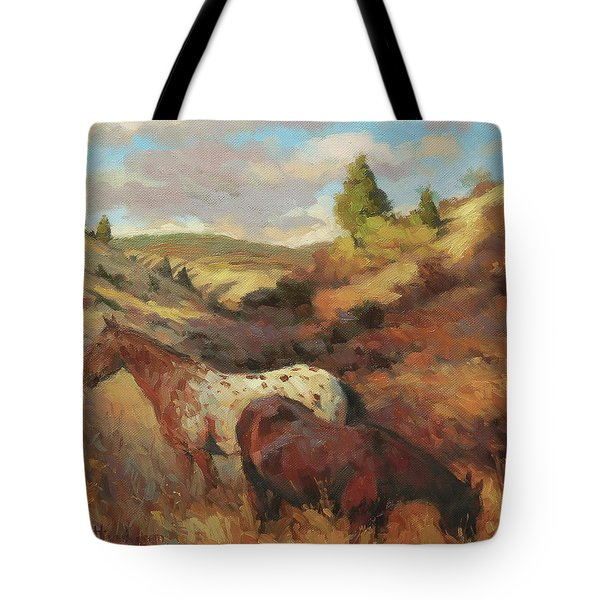 In The Hollow Tote Bag