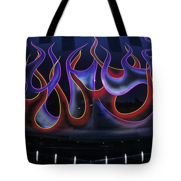 In The Hood Tote Bag