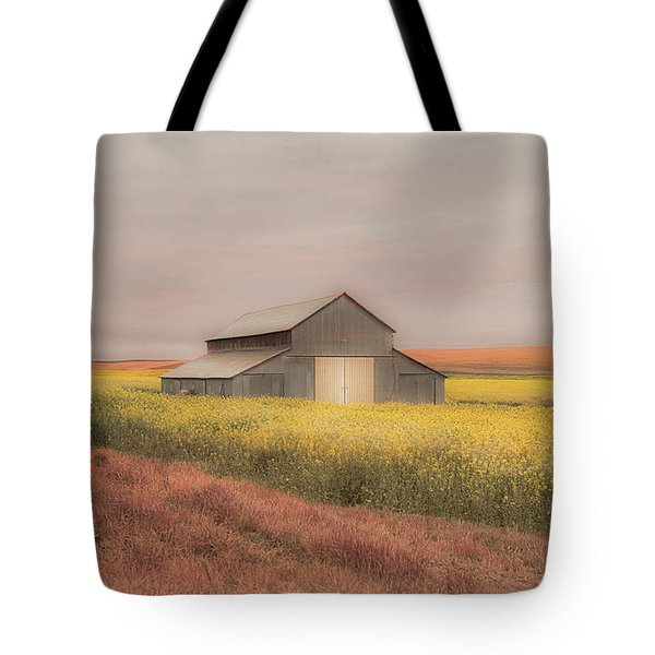 In The Horizon Tote Bag