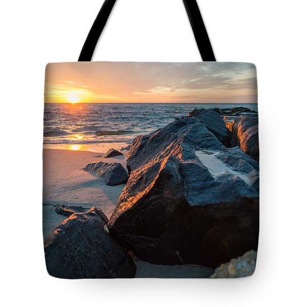 In The Jetty Tote Bag
