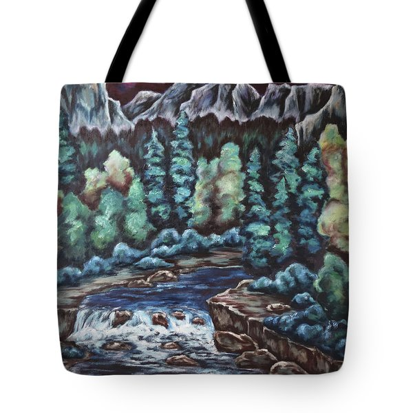 In The Land Of Dreams Tote Bag