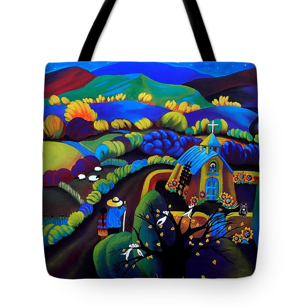 In The Land Of Plenty Tote Bag