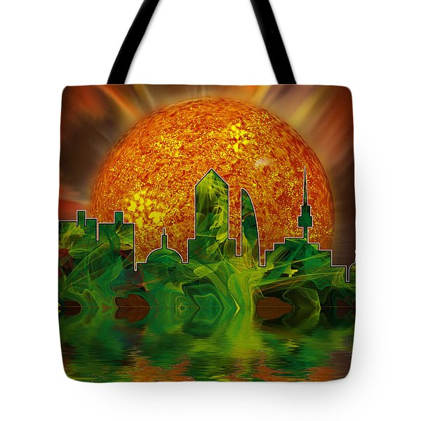 In The Last Days Tote Bag