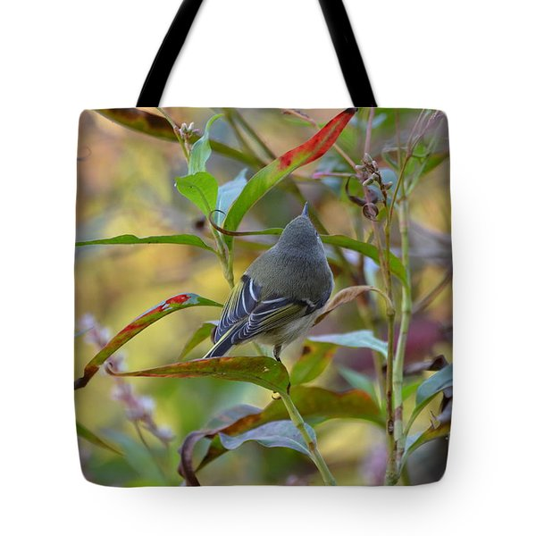 Tote Bag featuring the photograph In The Light by Kathy Gibbons