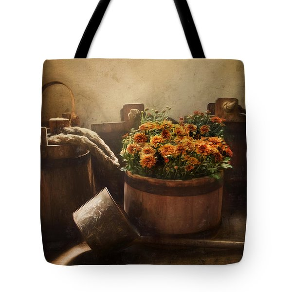 In The Light Tote Bag by Robin-Lee Vieira