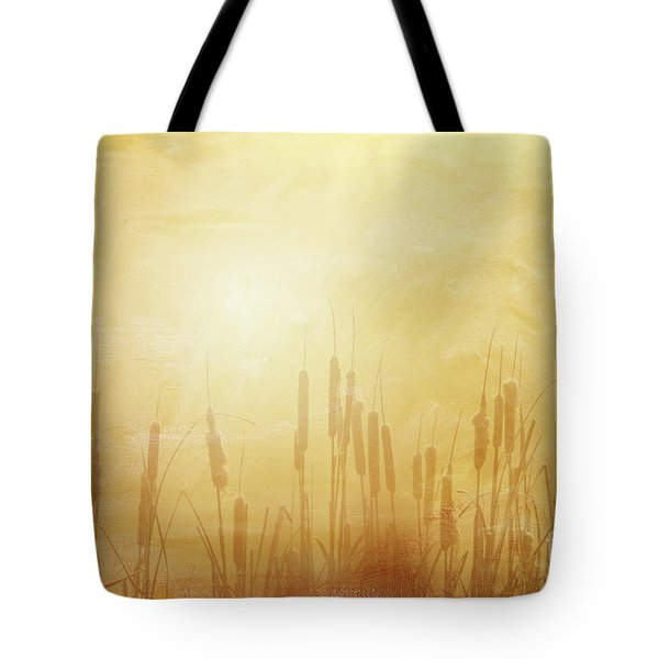In The Mist - II  Tote Bag