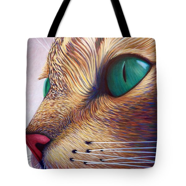 In The Moment Tote Bag by Brian  Commerford