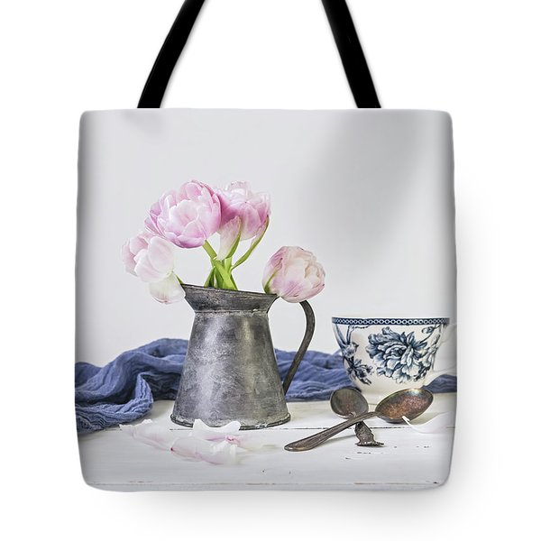 Tote Bag featuring the photograph In The Moment by Kim Hojnacki