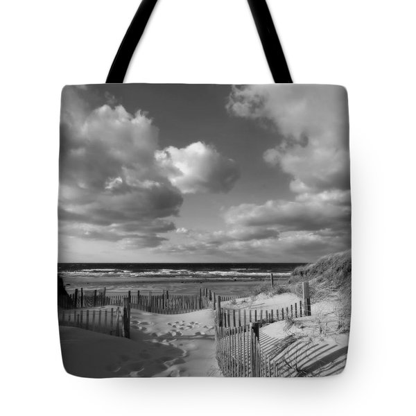 In The Mood Tote Bag by Dianne Cowen