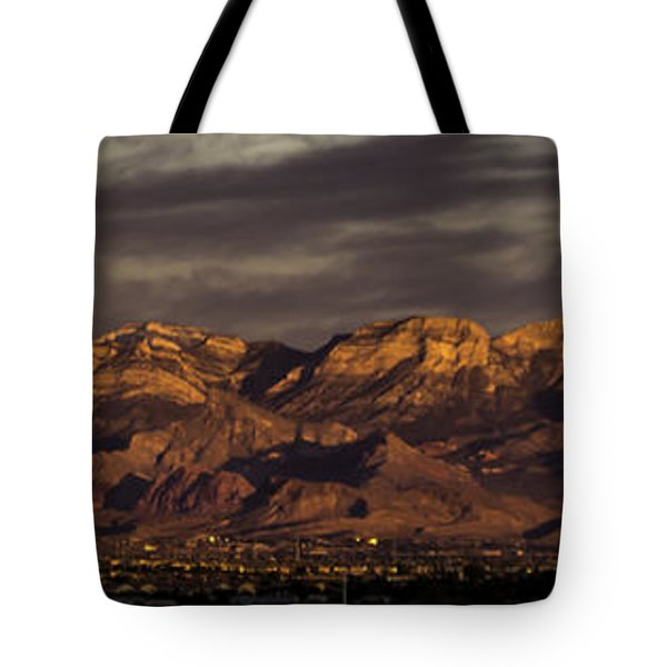 In The Morning Light Tote Bag by Ed Clark