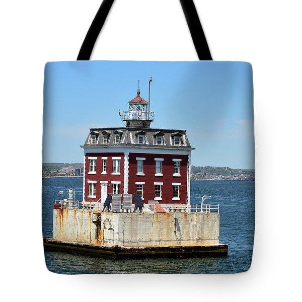 In The Ocean Tote Bag