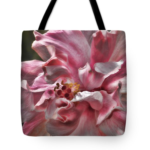 In The Pink Tote Bag by HH Photography of Florida
