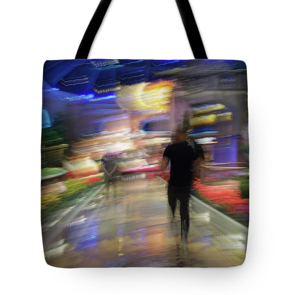Tote Bag featuring the photograph In The Presence Of The Sun God by Alex Lapidus