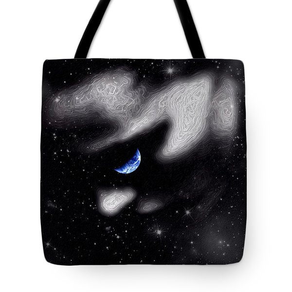 In The Quiet Of Your Mind Tote Bag