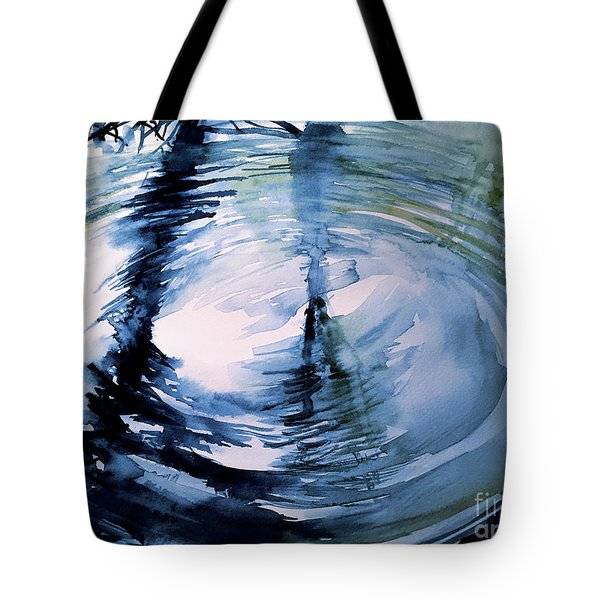 In The Ripple Tote Bag