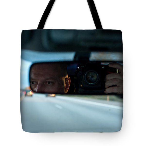In The Road Tote Bag