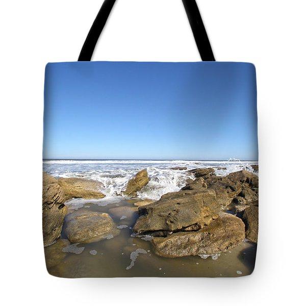 In The Rocks Tote Bag