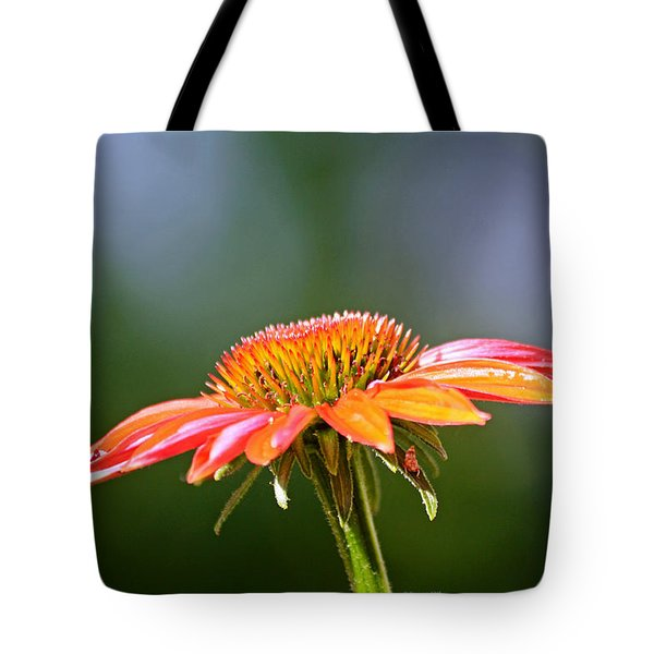 In The Shade Of The Bloom Tote Bag