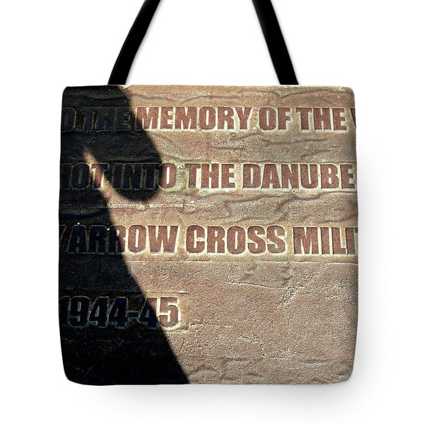 In The Shadows Of The Past Tote Bag