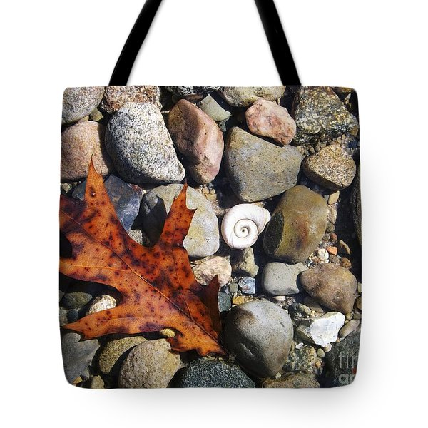 In The Shallows Tote Bag