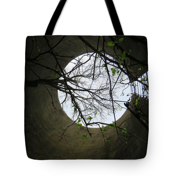 In The Silo Tote Bag