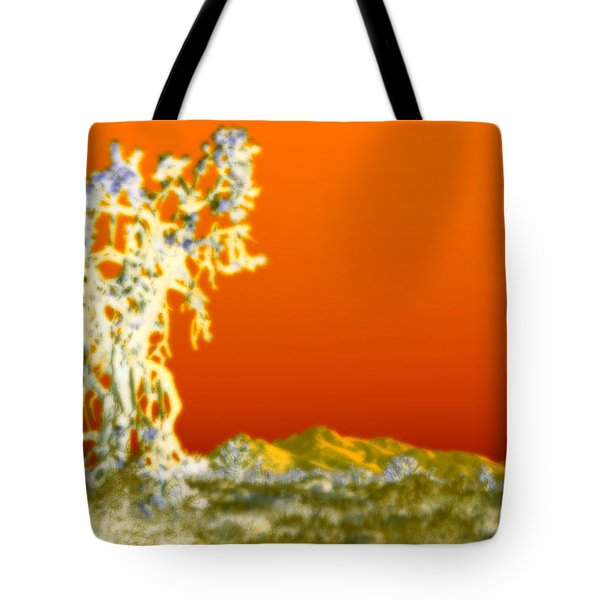 In The Spirit World Tote Bag