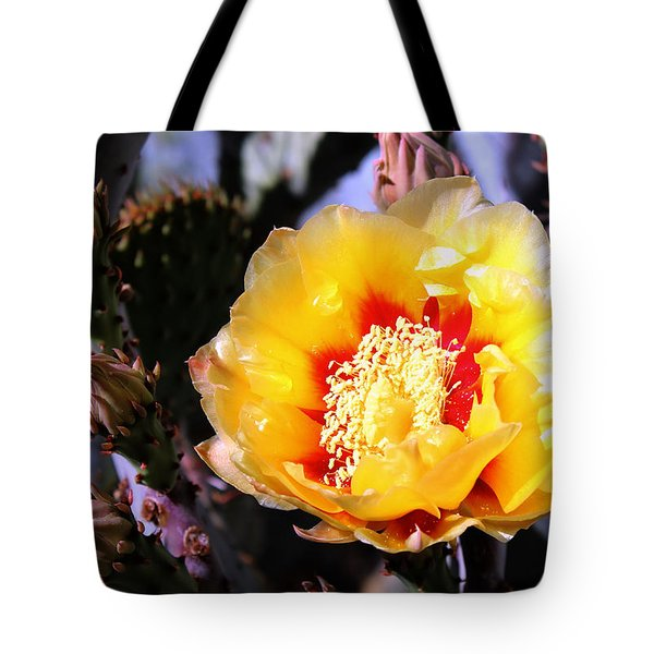 In The Spotlight 2 Tote Bag