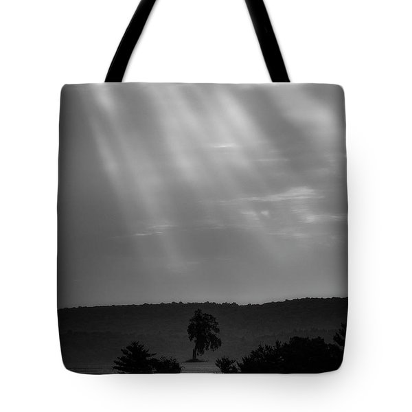 Tote Bag featuring the photograph In The Spotlight by Bill Wakeley