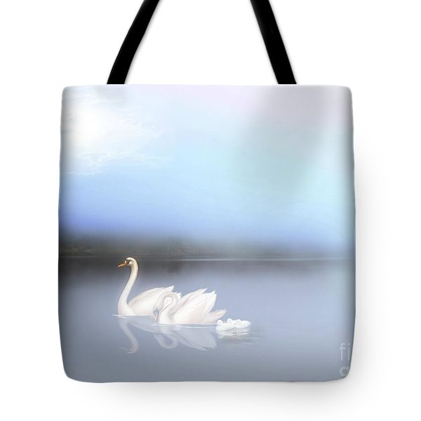 In The Still Of The Evening Tote Bag