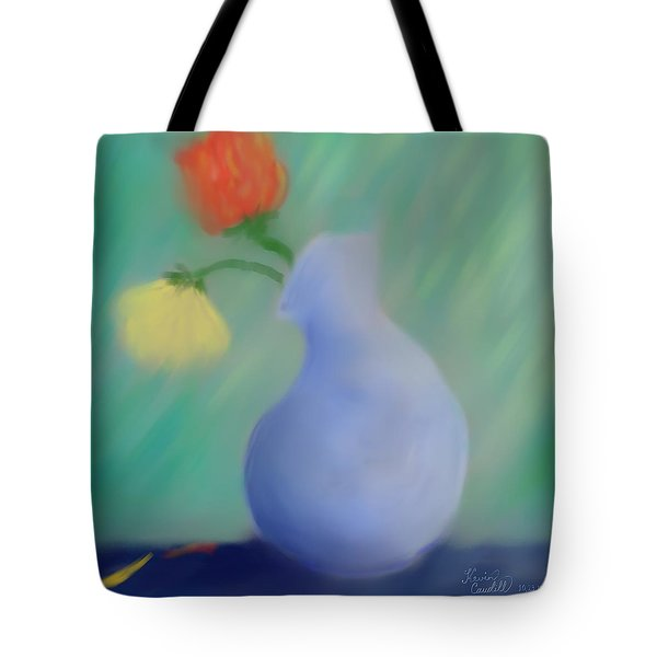 In The Still Of The Light Tote Bag by Kevin Caudill