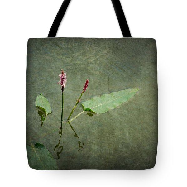 In The Stillness... Love Whispers My Name Tote Bag