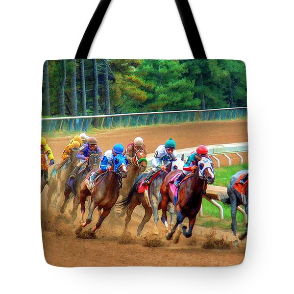 In The Turn #2 Tote Bag