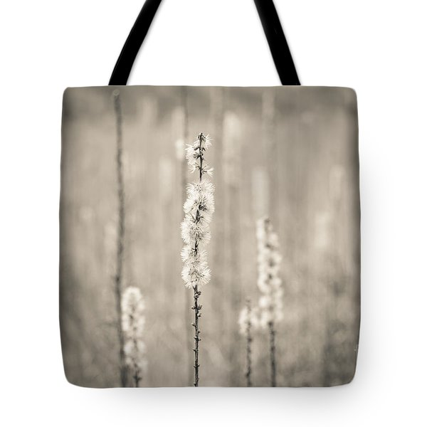 In The Wild Grass Tote Bag