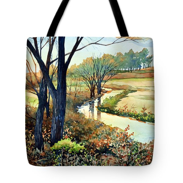 In The Wilds Tote Bag