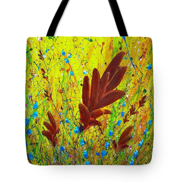 In The Wind Tote Bag