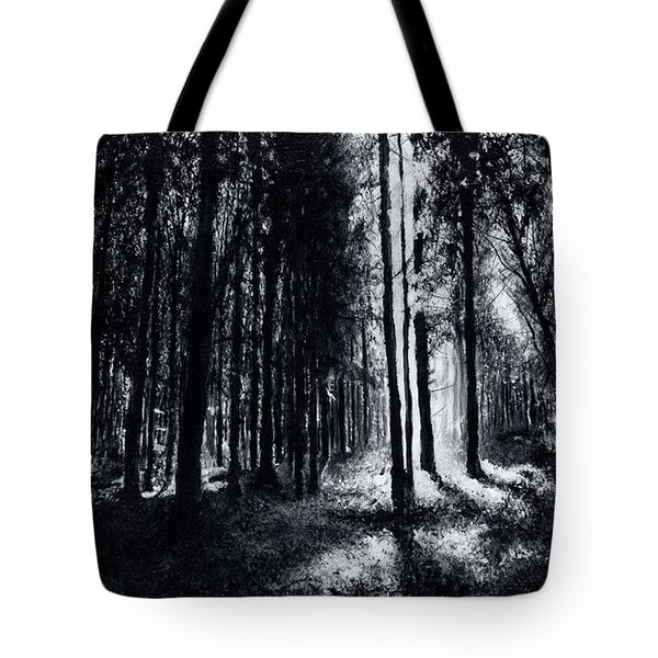 In The Woods 6 Tote Bag