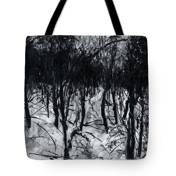 In The Woods 7 Tote Bag