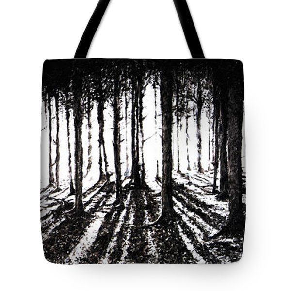 In The Woods 2 Tote Bag