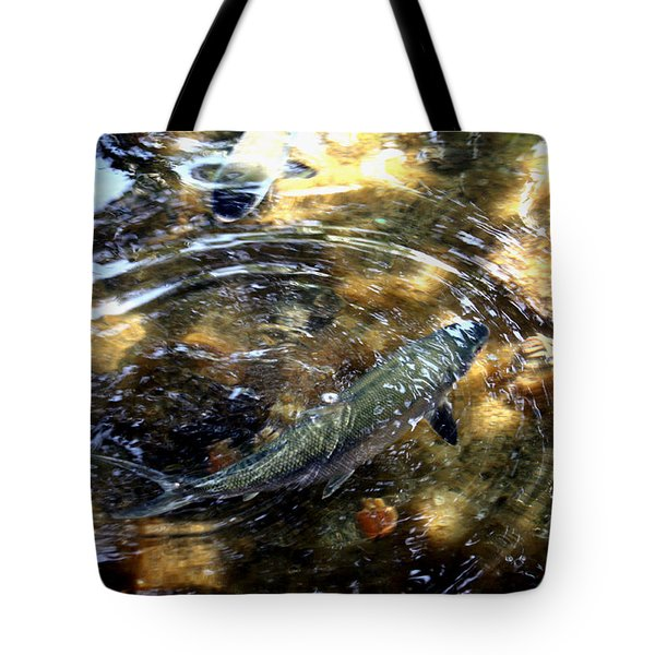 In The Zone Tote Bag by Karen Nicholson