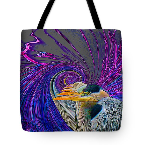 In The Zone Tote Bag