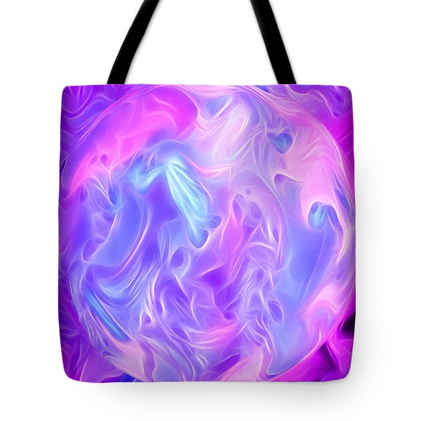 In This Fantasy World Tote Bag
