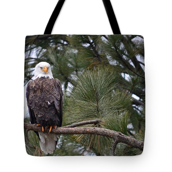 In Time Tote Bag