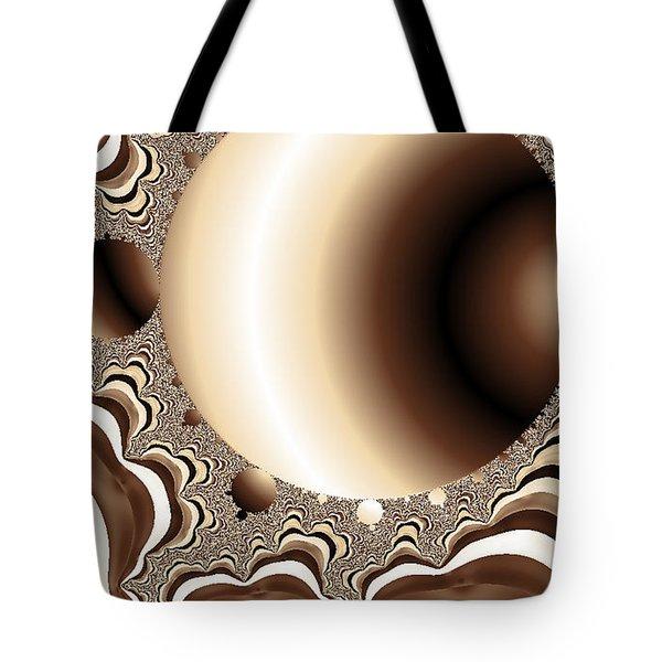 Into The Circle Art Tote Bag