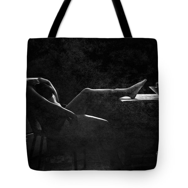 In Vain  Tote Bag by Jessica Shelton