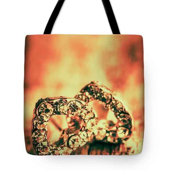 In Valentine Style Tote Bag