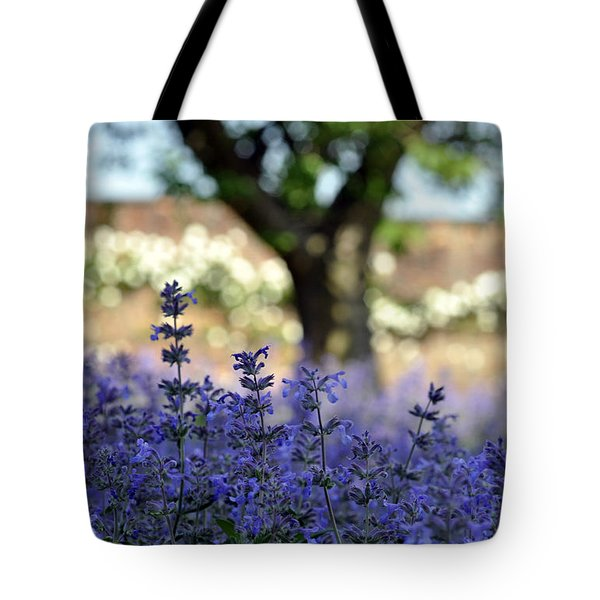 Tote Bag featuring the photograph In Yorkshire 2 by Dubi Roman