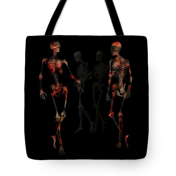 In Your Closet Tote Bag